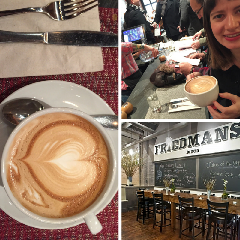 Friedmans coffees