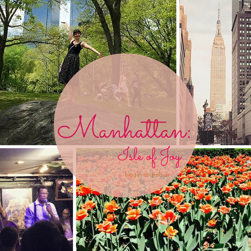 Manhattan: Isle of Joy
